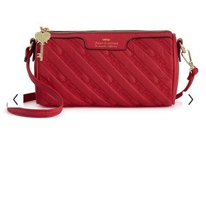Juicy couture cloud nine crossbody bag red